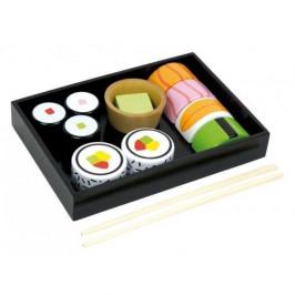 JaBaDaBaDo Dřevěná hračka Sushi, multi barva, dřevo