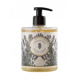 Relaxační tekuté mýdlo - Levandule, žlutá barva