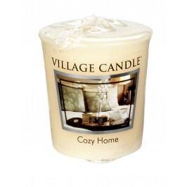 Votivní svíčka Village Candle - Cozy Home, krémová barva