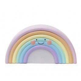 Noční lampička Rainbow, multi barva, plast