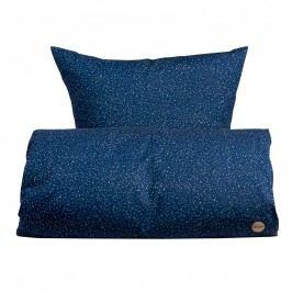 Povlečení pro miminka Starry Blue 70x100 cm, modrá barva, textil