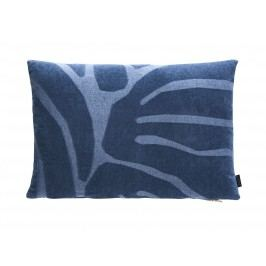 Polštář Roa Flint stone blue 40x60 cm, modrá barva, textil