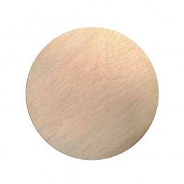 Dřevěný uzávěr Letters - wood, béžová barva, dřevo