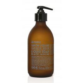 Tekuté mýdlo Jasmín 300ml, hnědá barva, sklo