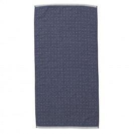 Ručník Sento Blue 50x100 cm, modrá barva, textil