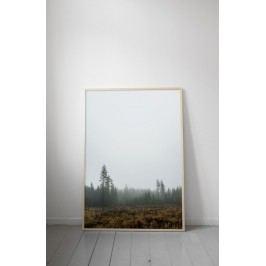 Plakát skandinávského lesa Skog 70 x 100 cm, multi barva, papír