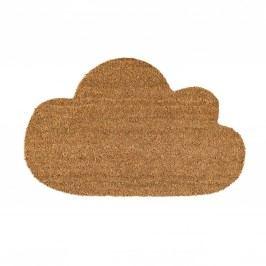 Rohožka Cloud, hnědá barva, proutí