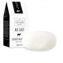 Hydratační mýdlo s mlékem AU LAIT, bílá barva