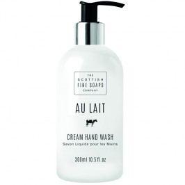 Tekuté mýdlo na ruce Au Lait, bílá barva