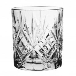 Sklenice na whisky Melodia, čirá barva, sklo