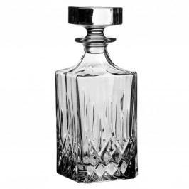 Karafa na whisky Melodia 750ml, čirá barva, sklo
