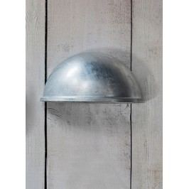 Garden Trading Venkovní světlo St Ives Eye, stříbrná barva, kov
