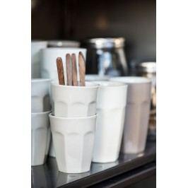 Latte hrneček Mynte Butter Cream 250 ml, krémová barva, keramika
