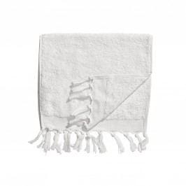 Froté ručník Day White 50x100 cm, bílá barva, textil