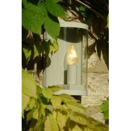 Garden Trading Nástěnná lampa Astall Clay, zelená barva, béžová barva, šedá barva, kov