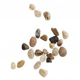 Mořské kamínky 850 g - mix barev, multi barva, kámen