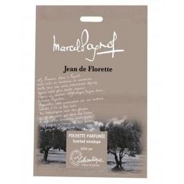 Vonný sáček Jean de Florette, béžová barva, papír