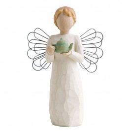 Anděl Vaší kuchyně, bílá barva