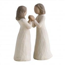 Sestry srdcem, bílá barva