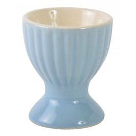 Stojánek na vejce Mynte nordic sky, modrá barva, keramika