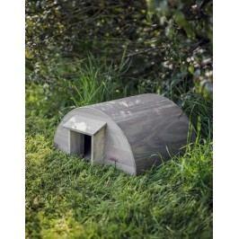 Garden Trading Dřevěný domeček pro ježky, hnědá barva, dřevo
