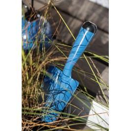 Zahradní lopatka Blue, modrá barva, zinek