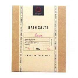 Koupelová sůl Rose 150gr, béžová barva