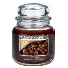 Svíčka ve skle Coffee Bean - střední, hnědá barva, sklo