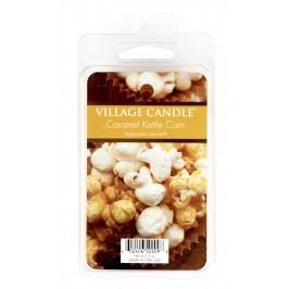Vosk do aromalampy Caramel Kettle Corn, hnědá barva