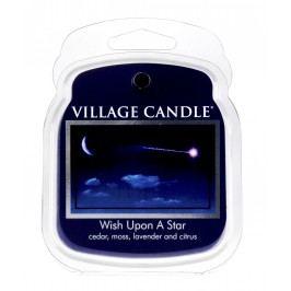 Vosk do aromalampy Wish upon a star, modrá barva