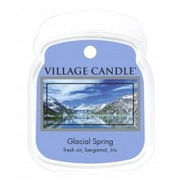 Vosk do aromalampy Glacial Spring, modrá barva, vosk