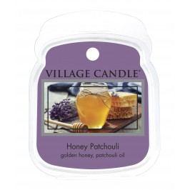 Vosk do aromalampy Honey Patchouli, fialová barva, vosk