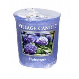 Votivní svíčka Village Candle - Hydrangea, modrá barva