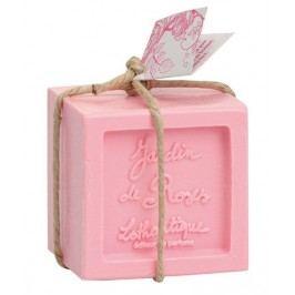 mýdlo růže 300g, růžová barva