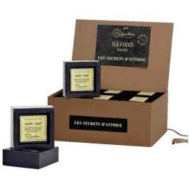Mýdlo Les Secrets D`Antoine 100 gr, černá barva