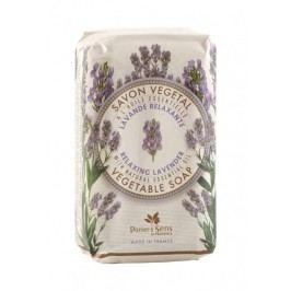 Relaxační extra jemné mýdlo - Levandule, fialová barva