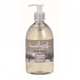 Tekuté mýdlo Jean de Florette 500 ml, béžová barva, plast