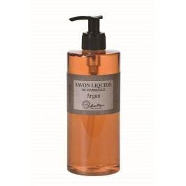 Tekuté mýdlo Savon - Argan 500ml, čirá barva, plast