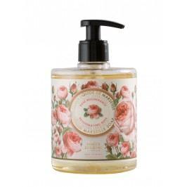 Omlazující tekuté mýdlo - růže, růžová barva