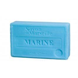 Francouzské mýdlo s vůní moře Marine 100gr, modrá barva