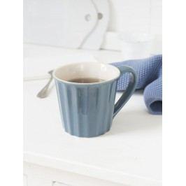 Hrneček Mynte cornflower, modrá barva, keramika