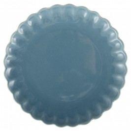 Talíř Mynte Cornflower, modrá barva, keramika