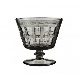 Sklenice na koktejly Smoke Glass 250 ml, šedá barva, sklo