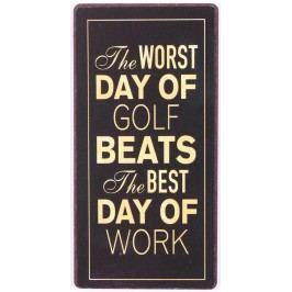 The worst day, černá barva, kov