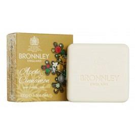 Bronnley Vánoční mýdlo Jablko a skořice, multi barva