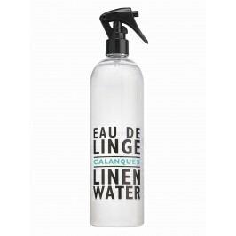 COMPAGNIE DE PROVENCE Sprej na prádlo Calanques 500ml, černá barva, plast