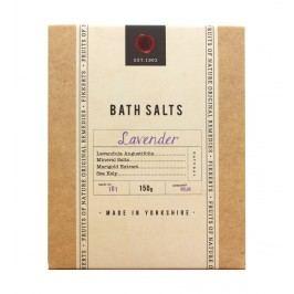 FIKKERTS Koupelová sůl Lavender 150gr, béžová barva