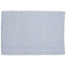 IB LAURSEN Prostírání Blue/white 35x50cm, modrá barva, textil