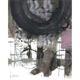Ylva Skarp Plakát Don't Want To 40 x 50 cm, černá barva, multi barva, papír