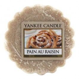 Yankee Candle Vosk do aromalampy Yankee Candle - Pain Au Raisin, béžová barva, vosk